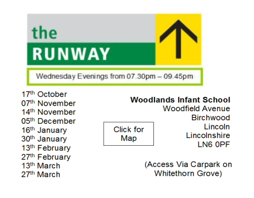 The Runway Dates and Times